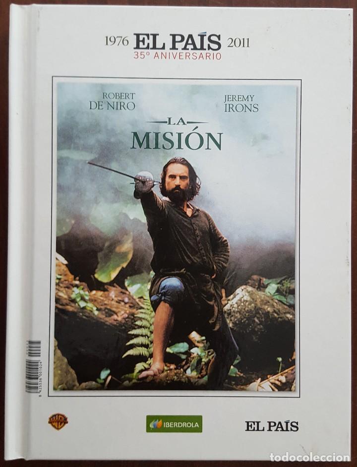 Cine: DVD / EL PAIS 35 ANIVERSARIO 1976-2011 - HISTORIA GRÁFICA DE 1986 / LA MISIÓN - Foto 2 - 243687190