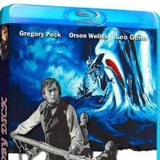 Cine: MOBY DICK [BLU-RAY]. Lote 243752165