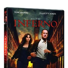 Cinema: INFERNO [DVD]. Lote 243757265