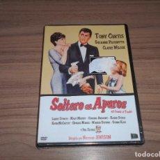 Cine: SOLTERO EN APUROS DVD TONY CURTIS NUEVA PRECINTADA. Lote 243781060