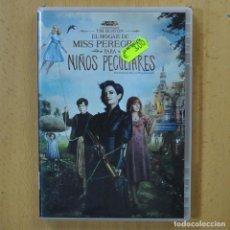 Cine: EL HOGAR DE MISS PEREGRINE PARA NI�OS PECULIARES - DVD. Lote 243785390