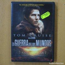Cine: LA GUERRA DE LOS MUNDOS - DVD. Lote 243785405