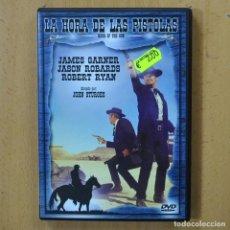Cine: LA HORA DE LAS PISTOLAS - DVD. Lote 243785415