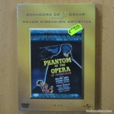 Cine: PHANTOM OF THE OPERA - DVD. Lote 243785440