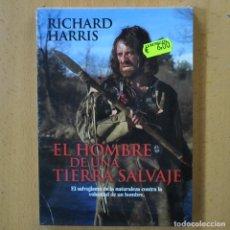 Cine: EL HOMBRE DE UNA TIERRA SALVAJE - DVD. Lote 243785465