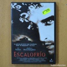 Cine: ESCALOFRIO - DVD. Lote 243785480