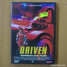 Cine: DRIVEN - DVD. Lote 243785515