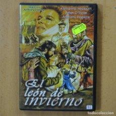 Cine: EL LEON DE INVIERNO - DVD. Lote 243785550