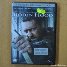 Cine: ROBIN HOOD - DVD. Lote 243785565