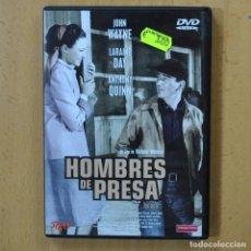 Cine: HOMBRES DE PRESA - DVD. Lote 243785575