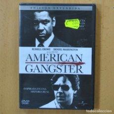 Cine: AMERICAN GANSTER - DVD. Lote 243785580