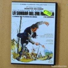 Cine: LA SOMBRA DEL ZAR AMARILLO - DVD. Lote 243785585