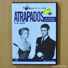 Cine: ATRAPADOS - DVD. Lote 243785615