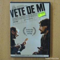 Cine: VETE DE MI - DVD. Lote 243785620