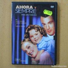 Cine: AHORA Y SIEMPRE - DVD. Lote 243785630