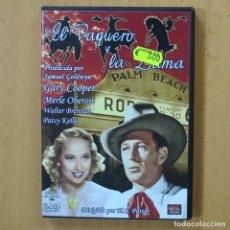Cine: EL VAQUERO Y LA DAMA - DVD. Lote 243785635