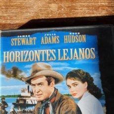 Cine: HORIZONTES LEJANOS. ANTHONY MANN. JAMES STEWART, JULIA ADAMS, ROCK HUDSON, ARTHUR KENNEDY. Lote 243796485