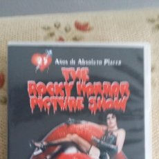 Cine: THE ROCKY HORROR PICTURE SHOW. TIM CURRY, SUSAN SARANDON. 2 DVD. Lote 243802610