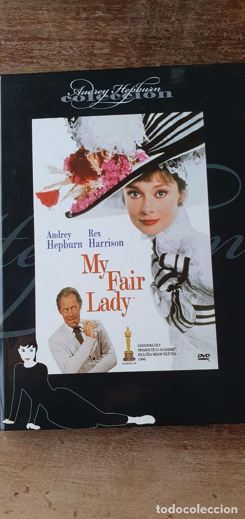 MY FAIR LADY. GEORGE CUKOR. REX HARRISON, AUDREY HEPBURN, STANLEY HOLLOWAY (Cine - Películas - DVD)