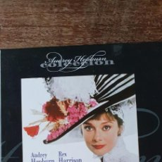 Cine: MY FAIR LADY. GEORGE CUKOR. REX HARRISON, AUDREY HEPBURN, STANLEY HOLLOWAY. Lote 243809885