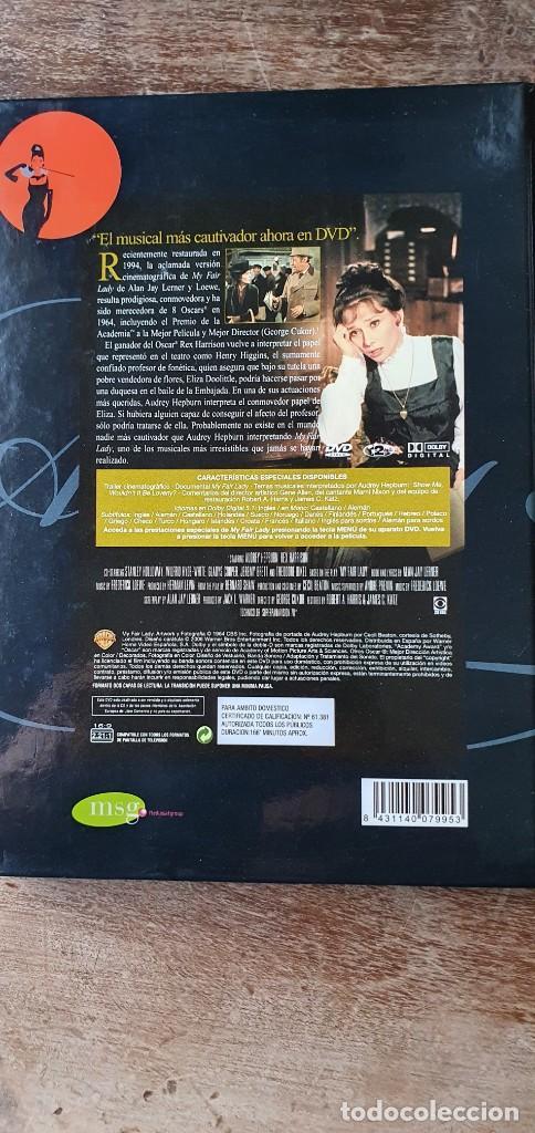 Cine: MY FAIR LADY. GEORGE CUKOR. REX HARRISON, AUDREY HEPBURN, STANLEY HOLLOWAY - Foto 2 - 243809885