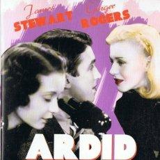 Cine: ARDID FEMENINO JAMES STEWART. Lote 243823800
