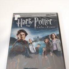 Cine: REFTF.486 HARRY POTTER Y EL CÁLIZ DE FUEGO DVD NUEVO PRECINTADO ( TAPA FINA ). Lote 243842915