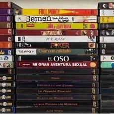 Cinéma: CHOLLO LOTE DE 50 PELICULAS EN DVD CANTINFLAS Y DEMAS AQUITIENESLOQUEBUSCA ALMERIA. Lote 243854765