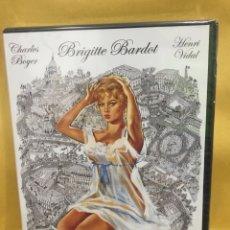 Cine: UNA PARISINA DVD - PRECINTADO -. Lote 243878885