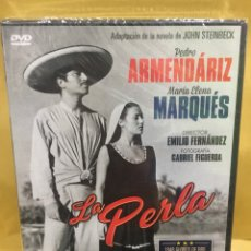 Cine: LA PERLA DVD - PRECINTADO -. Lote 243879480
