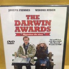 Cine: THE DARWIN AWARDS ( MUERTES DE RISA ) DVD - PRECINTADO -. Lote 243879925