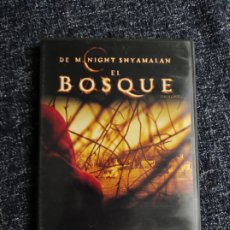 Cine: DVD EL BOSQUE - M. NIGHT SHYAMALAN. Lote 243891100