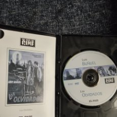 Cine: DVD LOS OLVIDADOS- BUÑUEL. Lote 243901265