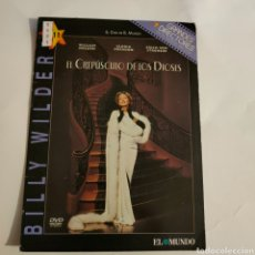 Cine: CTN1171 EL CREPÚSCULO DE LOS DIOSES DVD EDICION CARTON SEGUNDAMANO. Lote 243928105