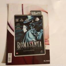 Cine: CTN1175 ROMASANTA DVD EDICION CARTON SEGUNDAMANO. Lote 243928195