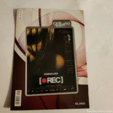 Cine: CTN1176 REC DVD EDICION CARTON SEGUNDAMANO. Lote 243928205