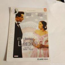 Cine: CTN1180 EL JOVEN LINCOLN DVD EDICION CARTON SEGUNDAMANO. Lote 243928330