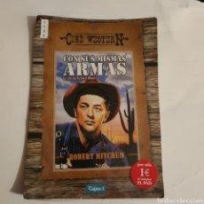 Cine: CTN1186 CON SUS MISMAS ARMAS DVD EDICION CARTON SEGUNDAMANO. Lote 243928480