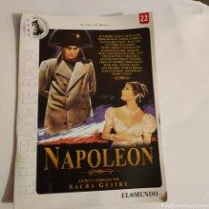 Cine: CTN1187 NAPOLEÓN DVD EDICION CARTON SEGUNDAMANO. Lote 243928510