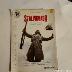 Cine: CTN1191 STALINGRADO DVD EDICION CARTON SEGUNDAMANO. Lote 243928660