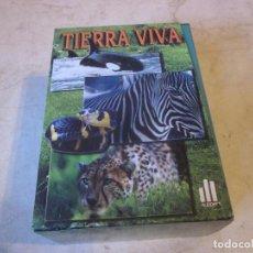 Cine: TIERRA VIVA - 6 DVDS - AUPPER - PRECINTADOS. Lote 243942830