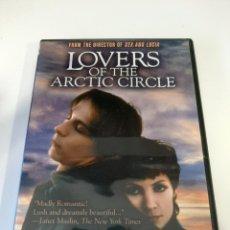 Cine: (V.O-8) LOVERS OF THE ARCTIC CIRCLE - DVD SEGUNDA MANO VERSIÓN ORIGINAL. Lote 244195770