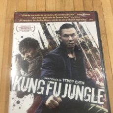 Cine: KUNG FU JUNGLE DVD - PRECINTADO -. Lote 244196475