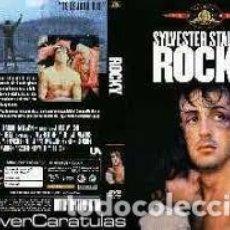 Cine: DVD ROCKY-NUEVO. Lote 244405690