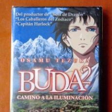 Cine: DVD PRECINTADO BUDA 2 : CAMINO A LA ILUMINACIÓN. BUDDHA 2. OSAMU TEZUKA. ANIME, MANGA. Lote 244434360