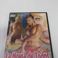 Cine: CINEX36 LA NOVIA DE TODOS -DVD SEGUNDAMANO. Lote 244536170