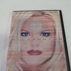 Cine: CINEX38 MILLENIUM -DVD SEGUNDAMANO. Lote 244536275
