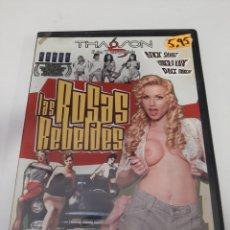Cine: CINEX46 LAS ROSAS REBELDES -DVD SEGUNDAMANO. Lote 244537165