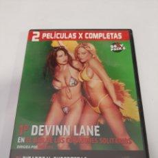 Cine: CINEX49 DEVINN LANE EL BAR DE LOS CORAZONES -DVD SEGUNDAMANO. Lote 244537610