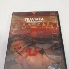 Cine: CINEX51 TRAVIATA ÓPERA PORNO -DVD SEGUNDAMANO. Lote 244538665
